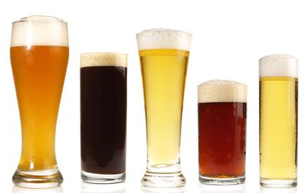 Geburtstagsspiel für Männer: Bierroulette