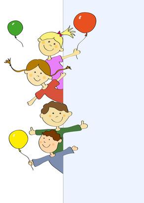 Kindergeburtstagspiel: Sachen erraten