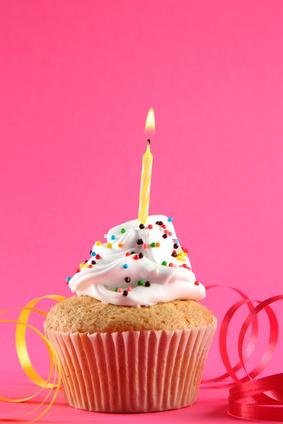 Geburtstagsspiel für Frauen: Kerzen, Kuchen, Kekse